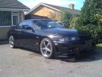 chrisby's 1994 NISSAN SKYLINE