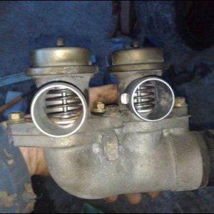 Standered Twin Dump Valves