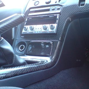 carbon wet layed dash finished 001
