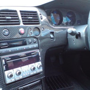 carbon wet layed dash finished 002