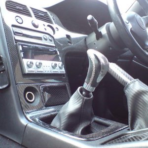 carbon wet layed dash finished 020